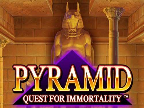 Pyramid: Quest for Immortality background logo