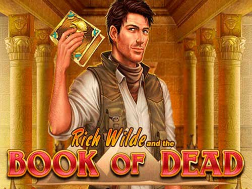 Rich Wilde and The Book of Dead background logo