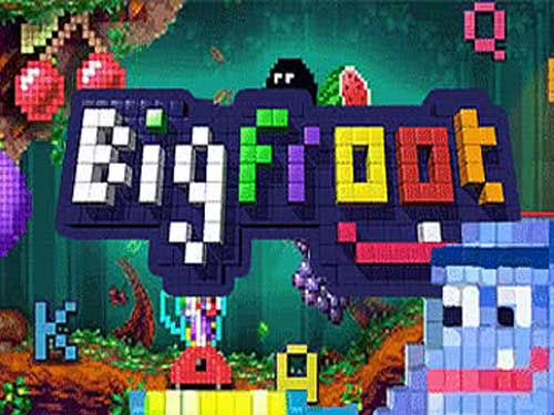 Big Froot background logo