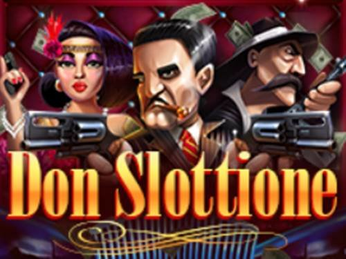 Don Slottione background logo