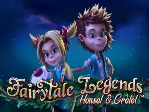Fairytale Legends: Hansel & Gretel background logo