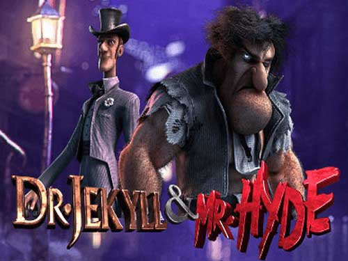 Dr Jekyll and Mr Hyde background logo
