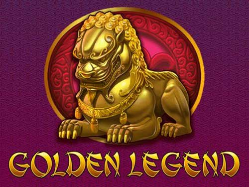 Golden Legend background logo