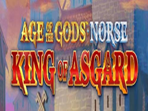 Age Of The Gods: Norse - King Of Asgard logo