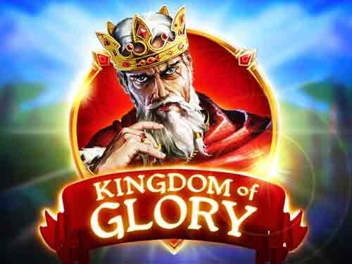 Kingdom of Glory background logo