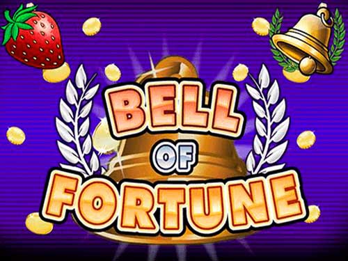 Bell of Fortune background logo