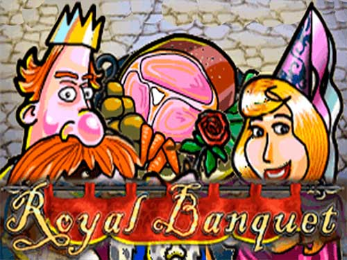 Royal Banquet background logo
