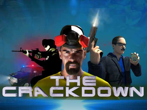 The Crackdown logo