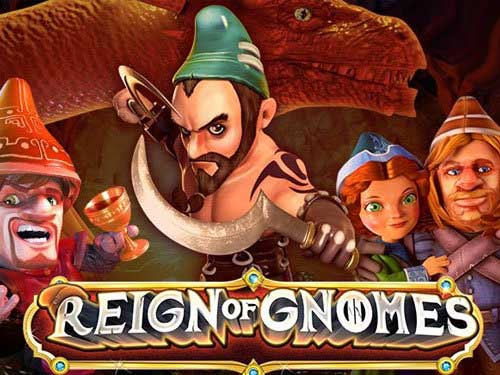 Reign of Gnomes background logo