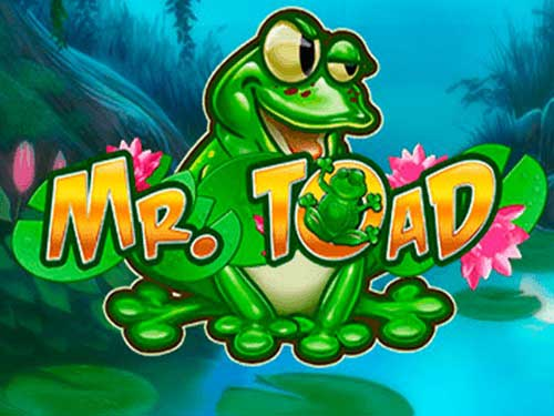 Mr Toad background logo