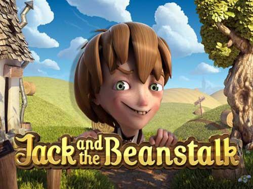 Jack and the Beanstalk background logo