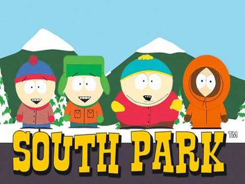 South Park background logo