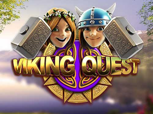 Viking Quest background logo