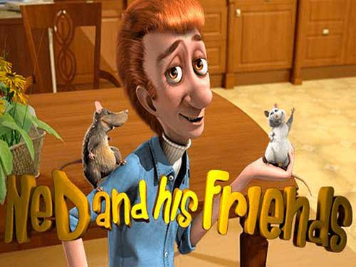 Ned and his Friends background logo