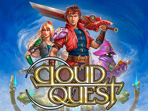 Cloud Quest background logo