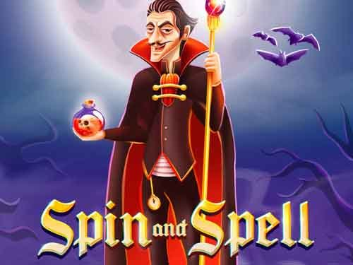 Spin and Spell logo