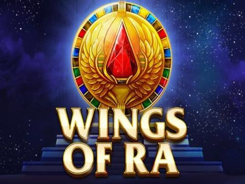 Wings Of Ra background logo