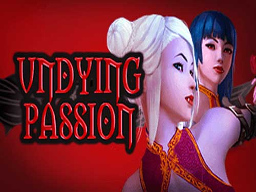 Undying Passion background logo