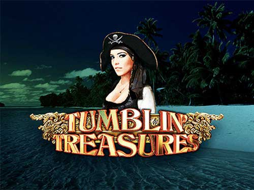 Tumblin' Treasures background logo