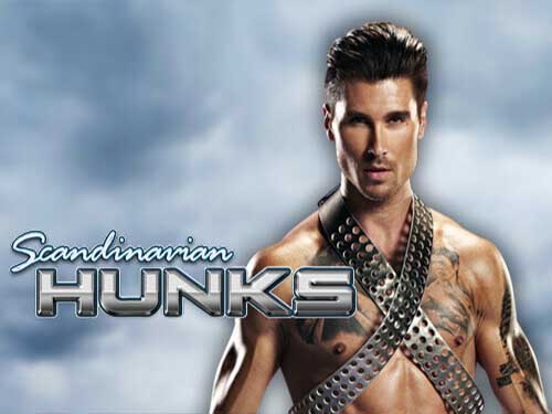 Scandinavian Hunks logo