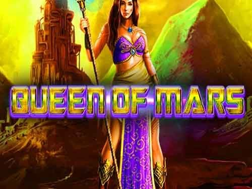 Queen Of Mars logo