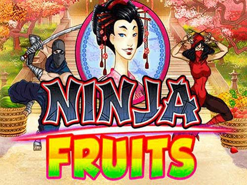 Ninja Fruits logo