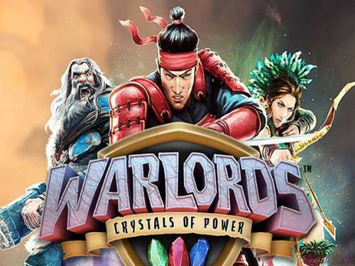 Warlords: Crystals of Power background logo