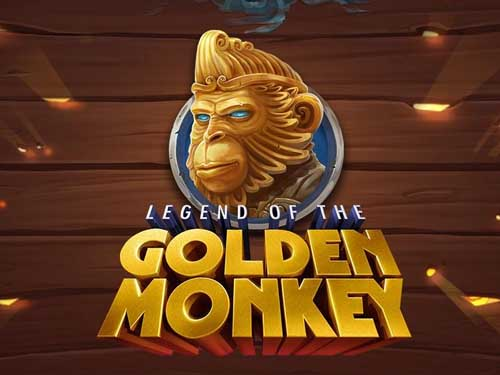 Legend of the Golden Monkey background logo