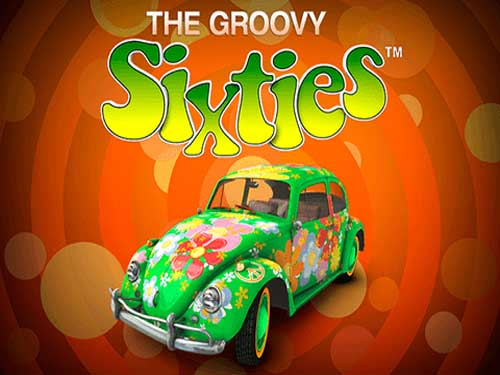 The Groovy Sixties background logo