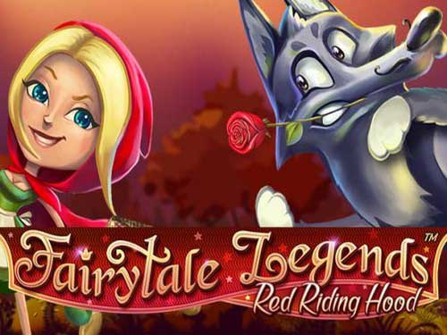 Fairytale Legends: Red Riding Hood logo