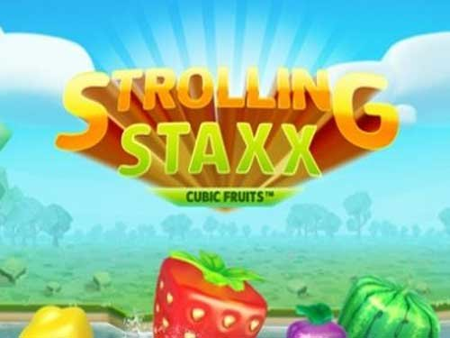 Strolling Staxx Cubic Fruits logo