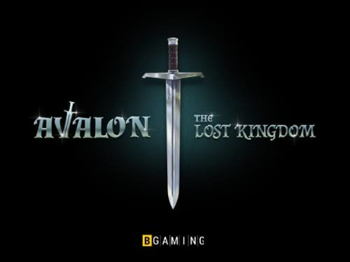 Avalon The Lost Kingdom background logo