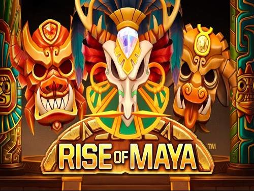Rise Of Maya background logo