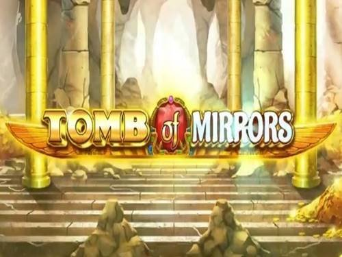 Tomb Of Mirrors background logo