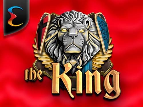 The King background logo