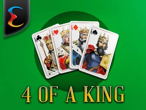4 of A King logo