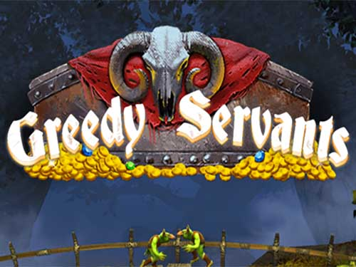 Greedy Servants logo