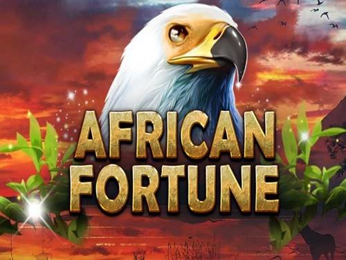 African Fortune background logo