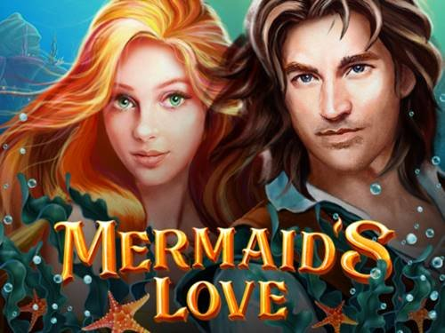 Mermaid's Love background logo