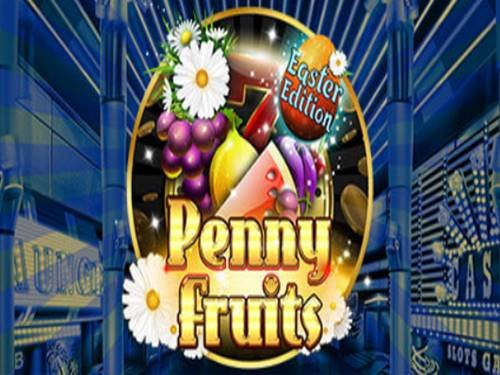 Penny Fruits Easter Edition logo