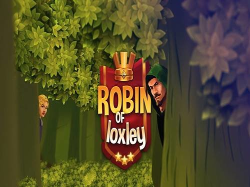 Robin Of Loxley background logo