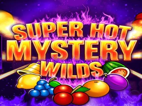 Super Hot Mystery Wilds logo