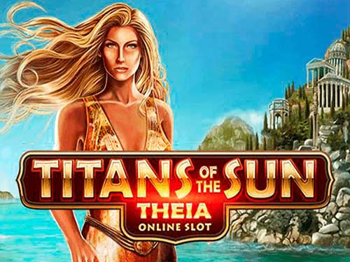 Titans of the Sun: Theia logo