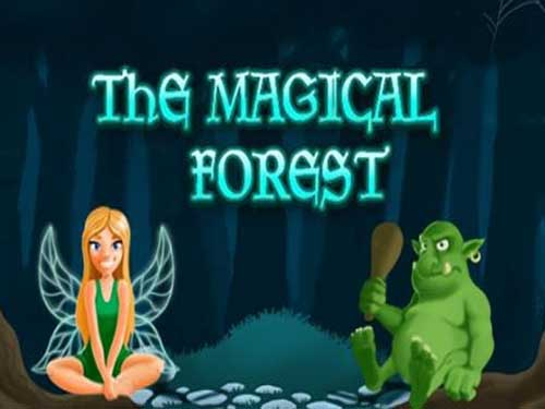 The Magical Forest background logo