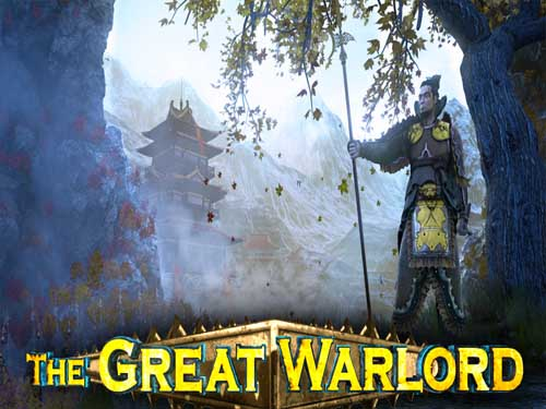 The Great Warlord logo