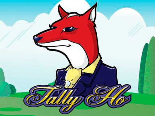 Tally Ho background logo