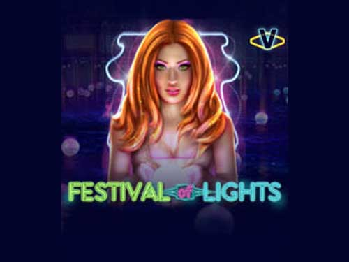 Festival of Lights background logo