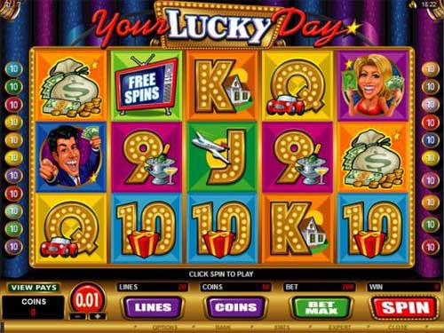 Your Lucky Day logo
