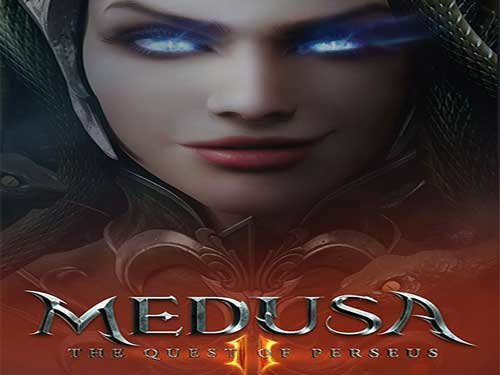 Medusa II - The Quest of Perseus logo