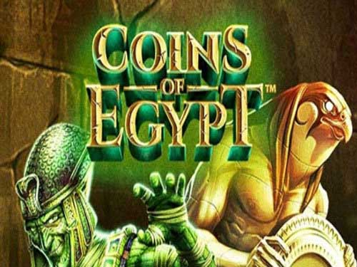 Coins of Egypt logo